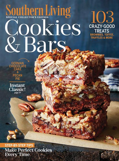 Southern Living Cookies & Bars
