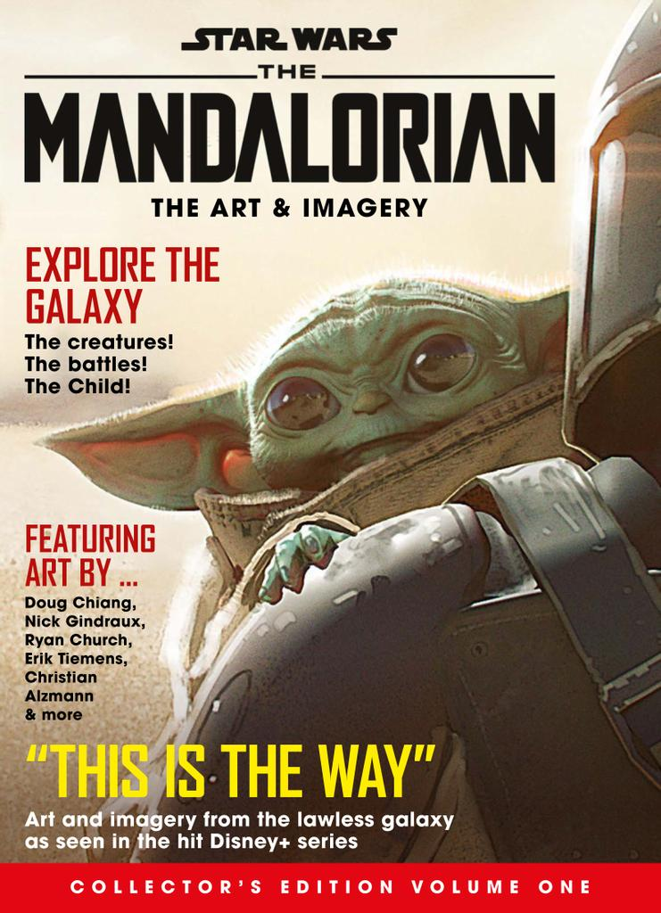 Star Wars: The Mandalorian - The Art & Imagery Volume 1