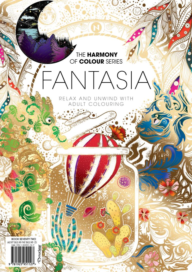 Colouring Book: Fantasia
