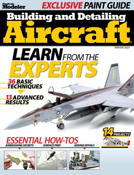 Building and Detailing Aircraft
