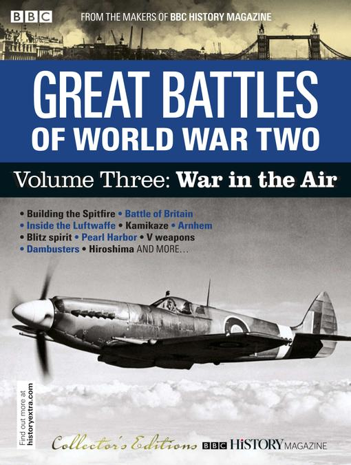 Great Battles of WW2: War in the Air