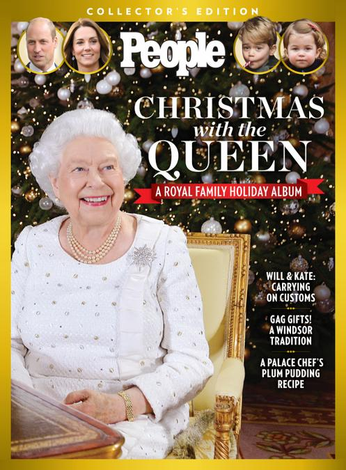 PEOPLE Christmas with the Queen