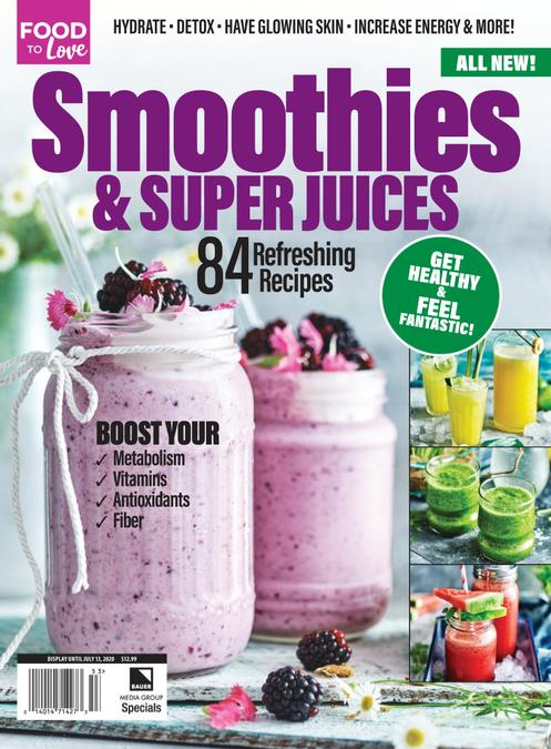 Smoothies & Super Juices
