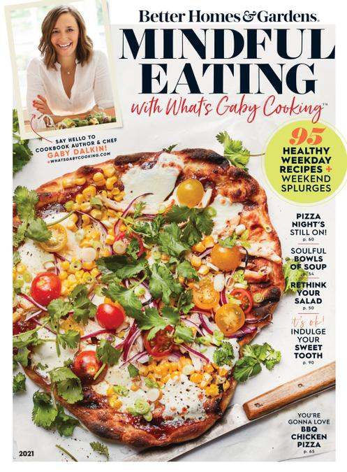 BH&G Mindful Eating with Gaby Dalkin