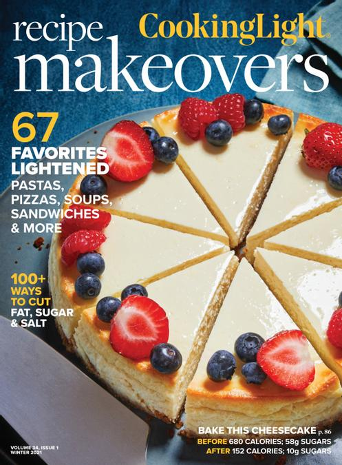 Cooking Light Recipe Makeovers