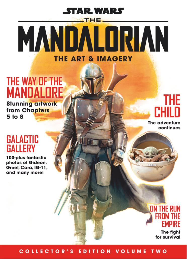 Star Wars: The Mandalorian - The Art & Imagery Volume 2