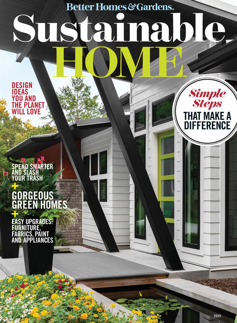 Better Homes and Gardens Subscriptions