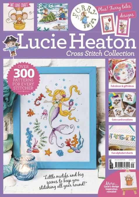 Lucie Heaton Cross Stitch Collection