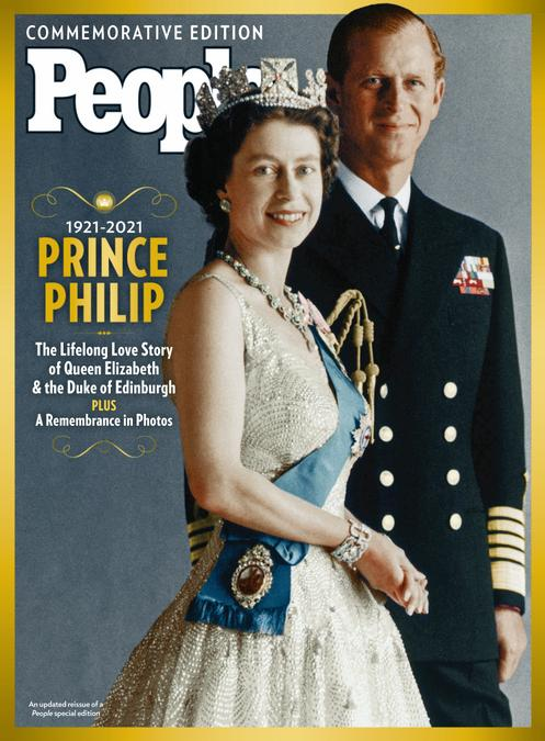 PEOPLE Prince Philip