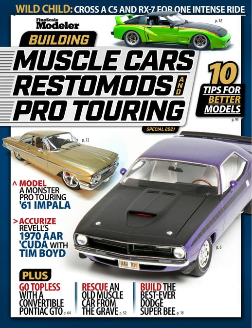 Building Muscle Cars