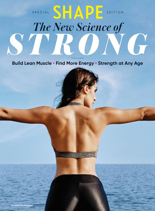 Shape The New Science of Strong
