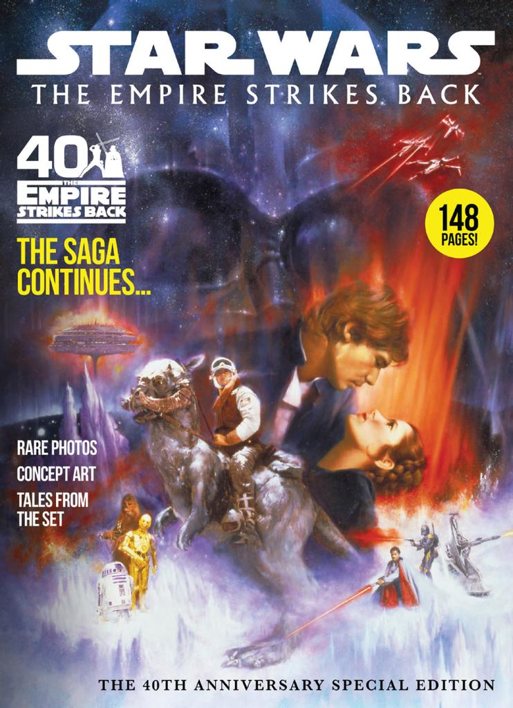 Star Wars: The Empire Strikes Back: 40th Anniversary Special Edition