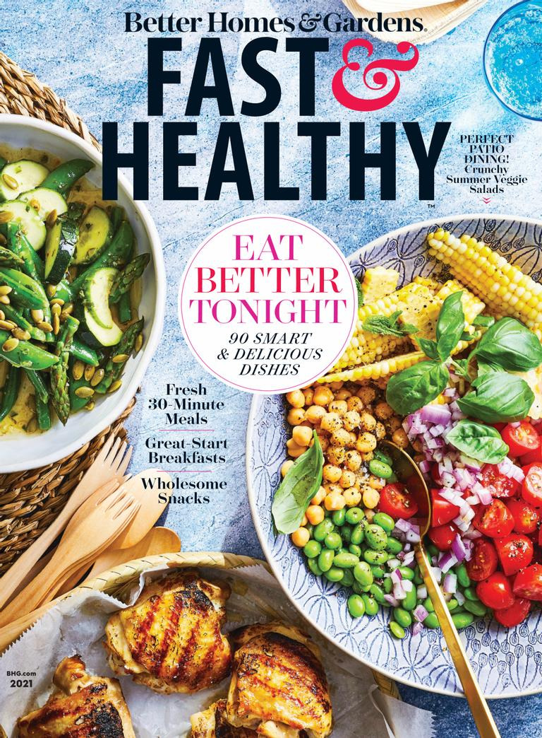 Fast & Healthy - Issue Subscriptions