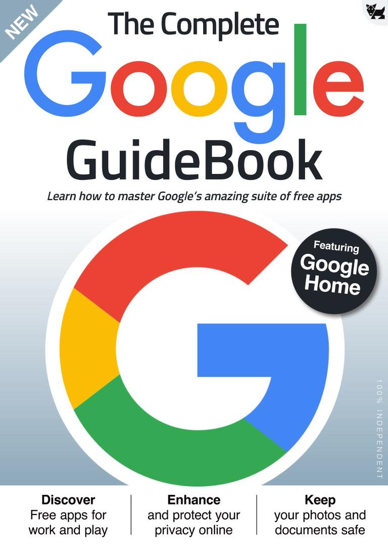 The Complete Google GuideBook