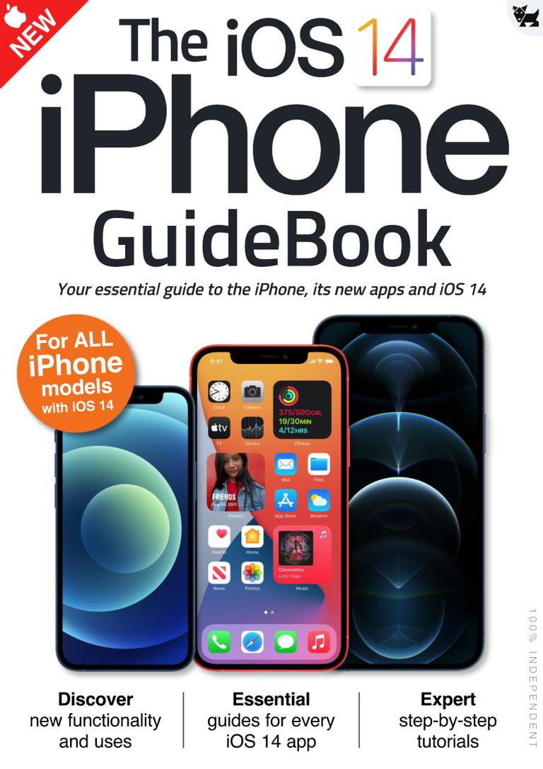 The iPhone iOS 14 GuideBook