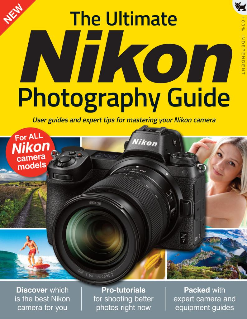 The Ultimate Nikon Photography Guide