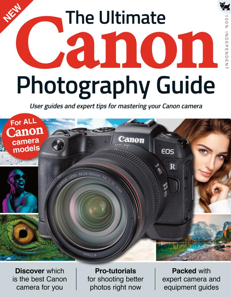 The Ultimate Canon Photography Guide