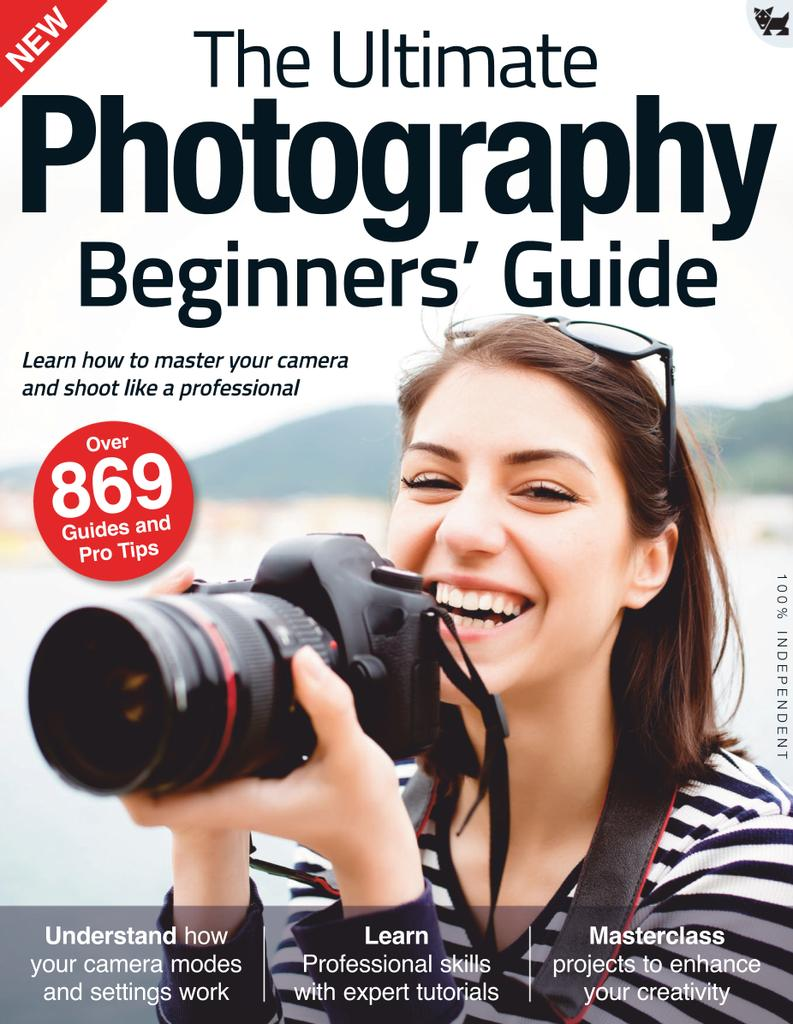 The Ultimate Photography Beginners' Guide
