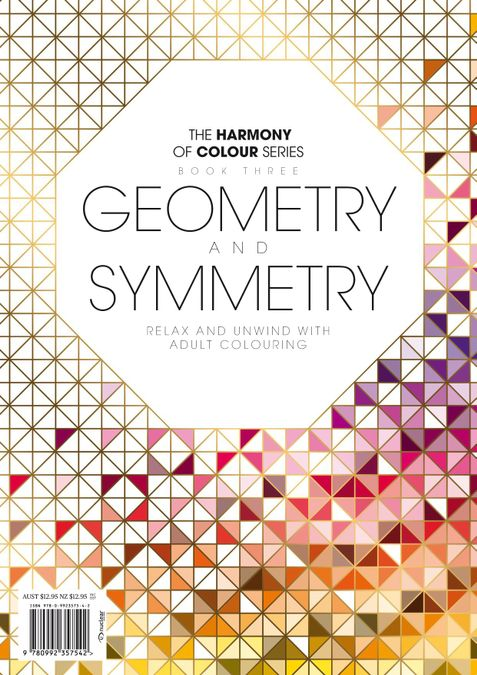 Colouring Book: Geometry and Symmetry