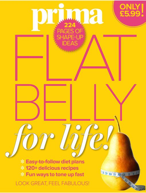 Prima Flat Belly for Life