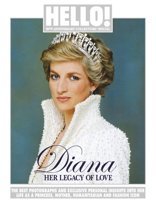 Diana - Her Legacy of Love