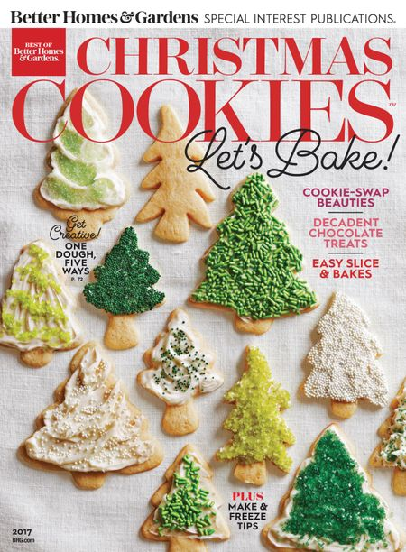 Buy Best Of Better Homes And Gardens Christmas Cookies Best Of