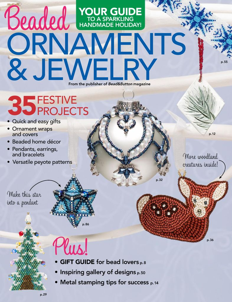 Beaded Ornaments & Jewelry - Issue Subscriptions
