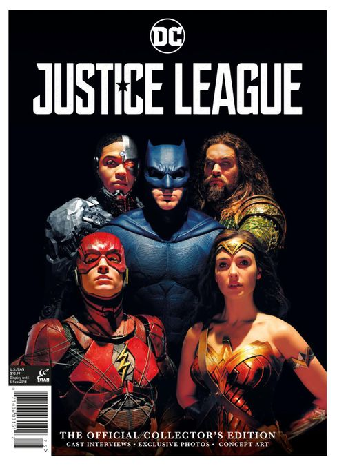 Justice League: The Official Collector's Edition