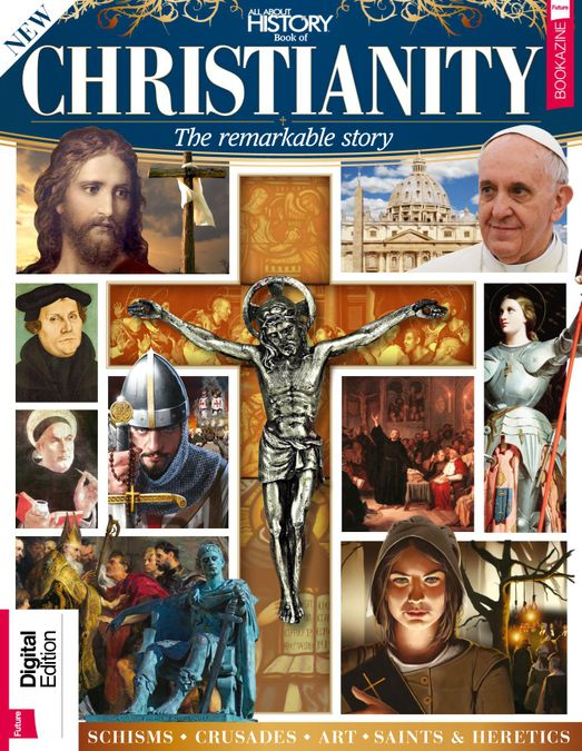 All About History: Book of Christianity