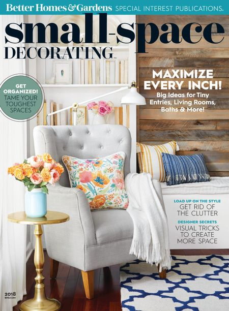 Small Space Decorating Subscription
