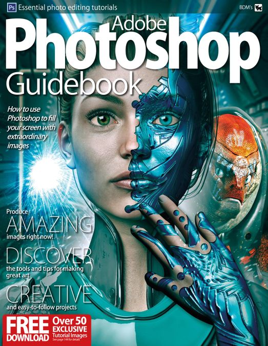 Adobe Photoshop Guidebook