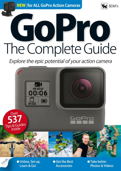 Go Pro - The Complete Guide
