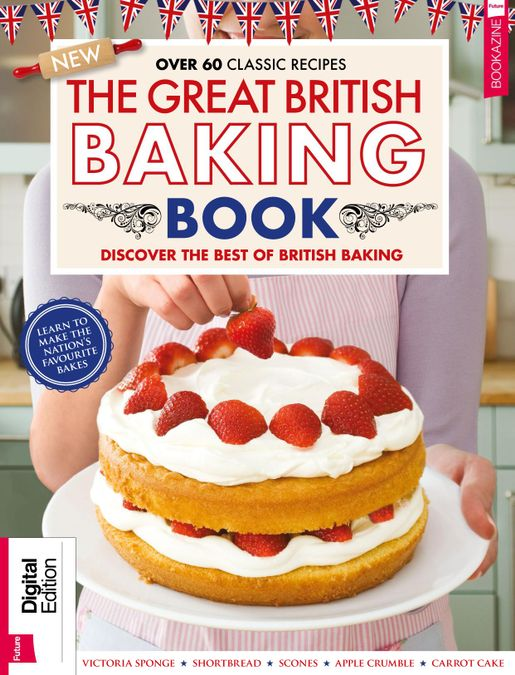 The Great British Baking Book