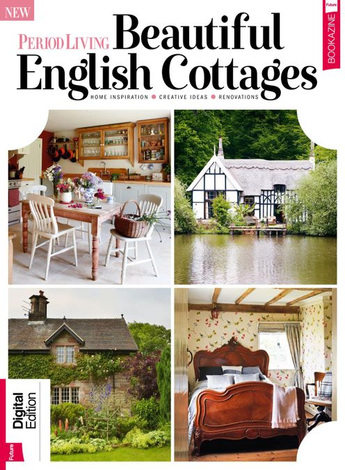 Period Living Beautiful English Cottages