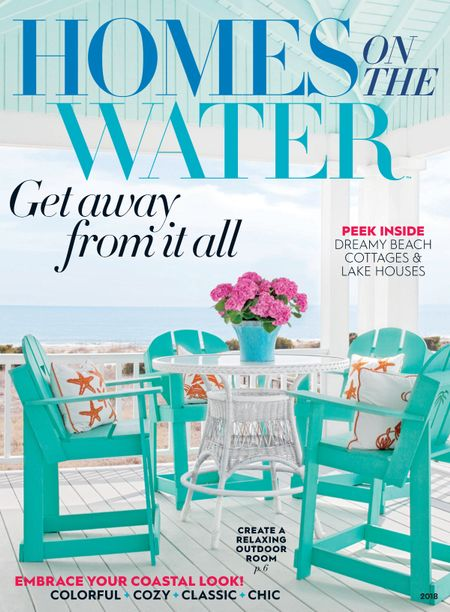 Homes on the Water - Online Magazine