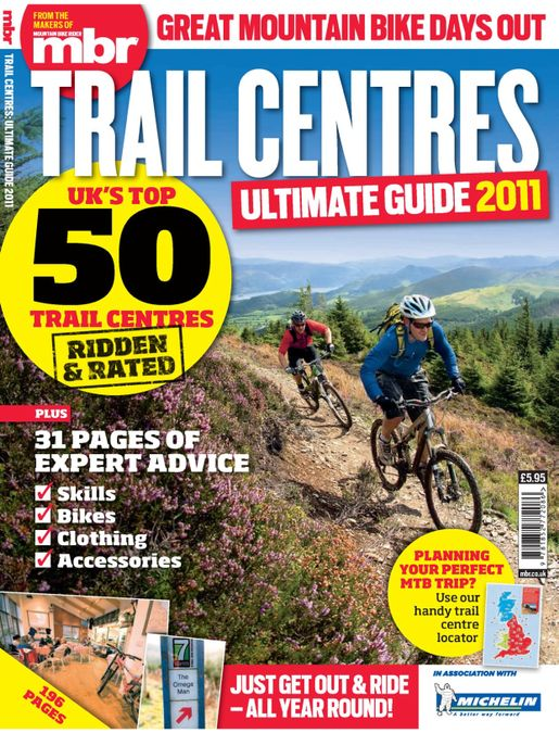 Trail Centres: Ultimate Guide 2011