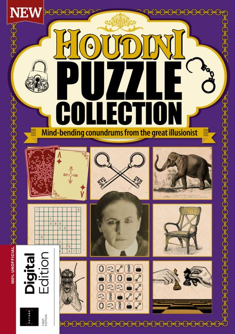 Houdini Puzzle Collection