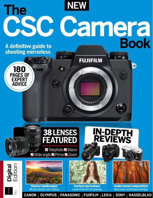 The CSC Camera Book