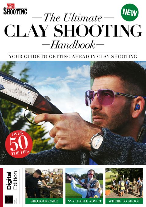 The Ultimate Clay Shooting Handbook