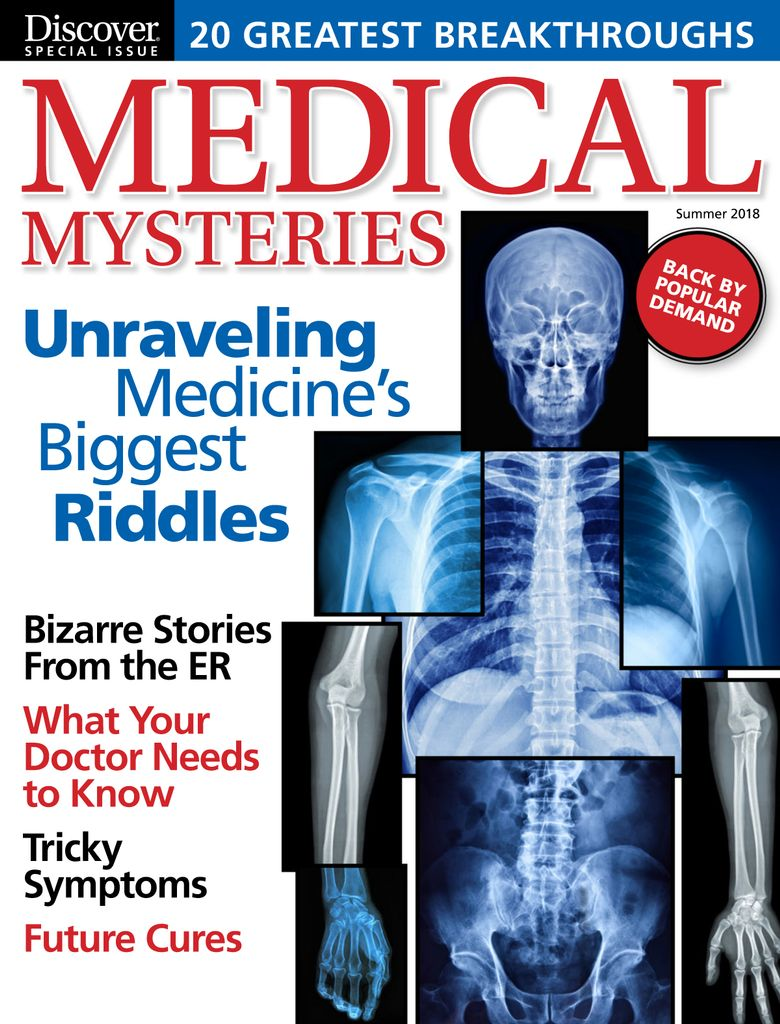 Medical Mysteries - Issue Subscriptions
