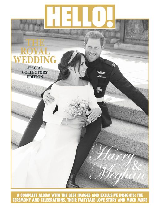 HELLO! The Royal Wedding Special Collectors Edition, Harry and Meghan
