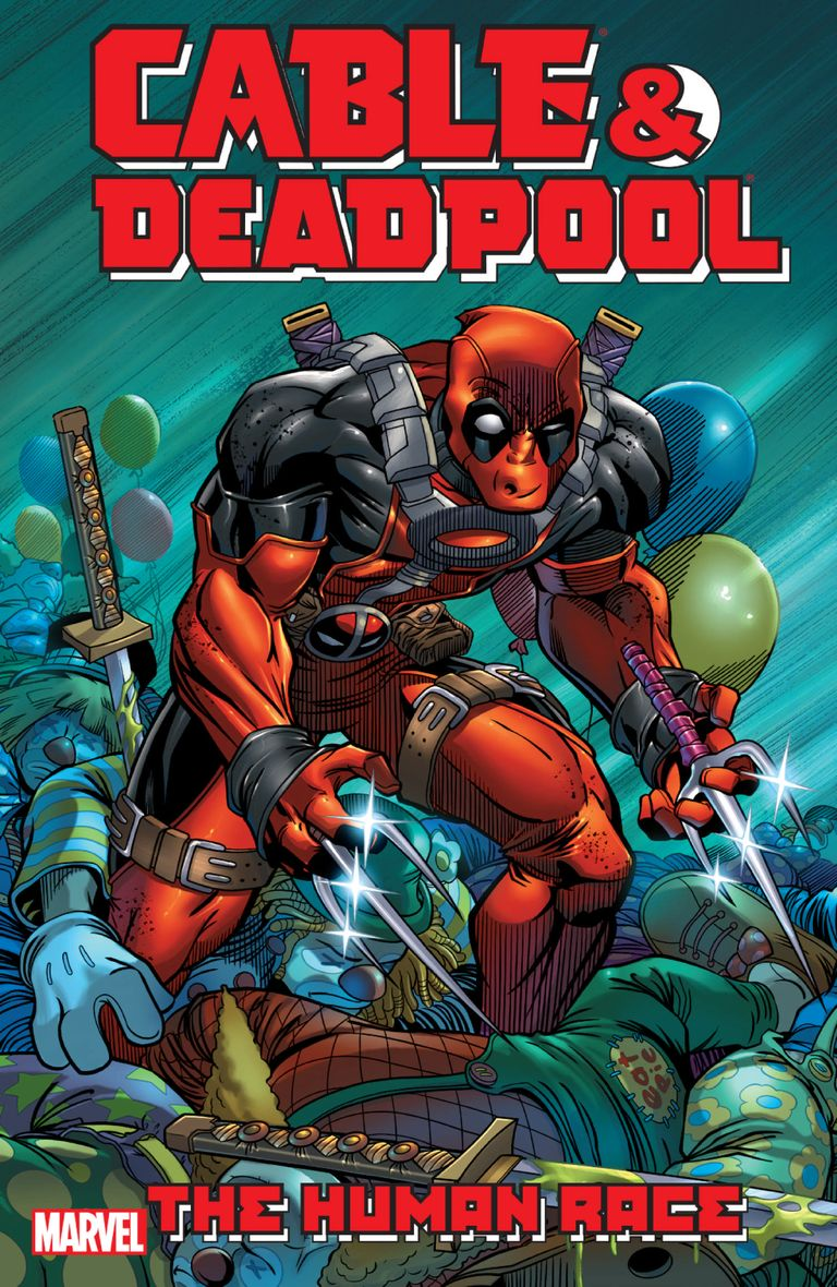 Cable/Deadpool Vol. 3: The Human Race