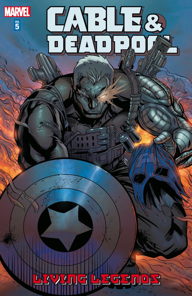 Cable/Deadpool Vol. 5: Living Legends