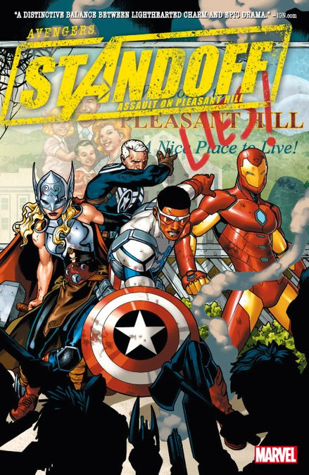 Avengers Standoff: Welcome To Pleasant Hill
