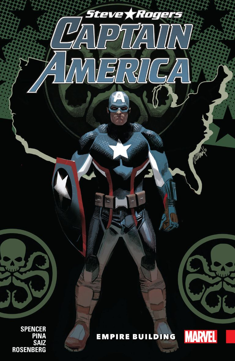 Captain America: Steve Rogers Vol. 3 - Empire Building