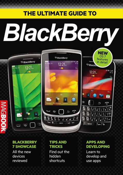 Ultimate BlackBerry Guide 4