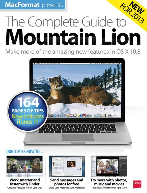 The Complete Guide to Mountain Lion