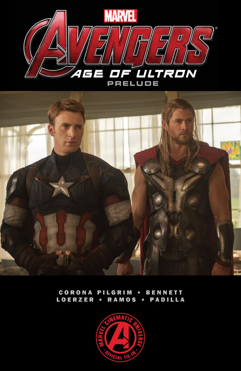 Marvel's The Avengers: Age Of Ultron Prelude