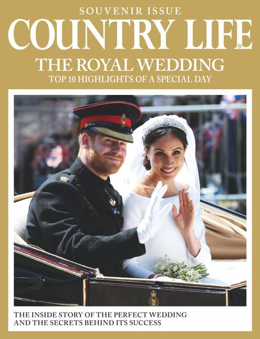 Country Life Royal Wedding Souvenir Issue