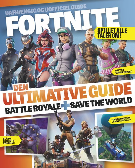 Fortnite - Den ultimative guide